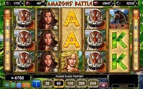 Amazons Battle Slot - Free Play & Review ✔️ September 2021   DBestCasino.com