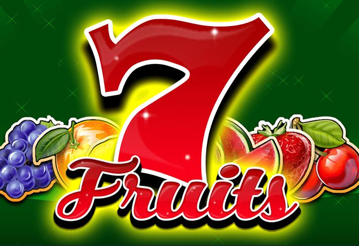 7 fruits (7 фруктов) — игровой автомат, играть в слот бесплатно, без регистрации